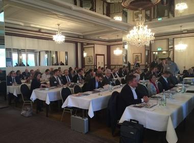 Die Tagung im Hotel Dreesen Bonn-Bad Godesberg