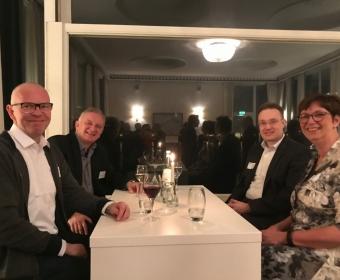 Ingmar Jarchow und Gitta Werner im Gespräch